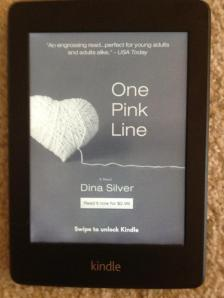 one pink line kindle