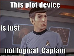 plot device spock